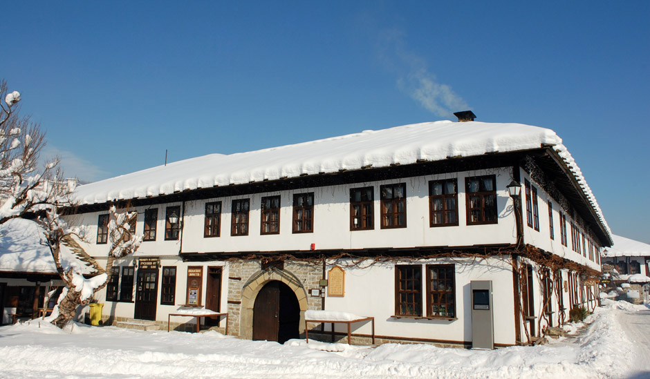Winter Tryavna